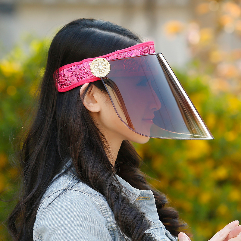 Newly-Design-UV-Protection-Sun-visor-Cap