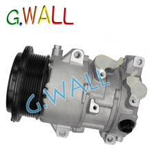 auto ac car compressor for toyota camry 2007-2009 previa 447190-5321 88310-42270 88310-06330 88310-33250