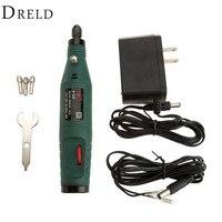 12V Dremel Accessories Electric Engraving Pen Dremel Rotary Grinding Polishing Grinder Pen Mini Engraving Machine Hand