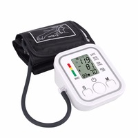 Full Automatic Upper Arm Blood Pressure Monitors Blood Pressure Monitor Pulse Oximeter Digital Electronic Sphygmomanometer