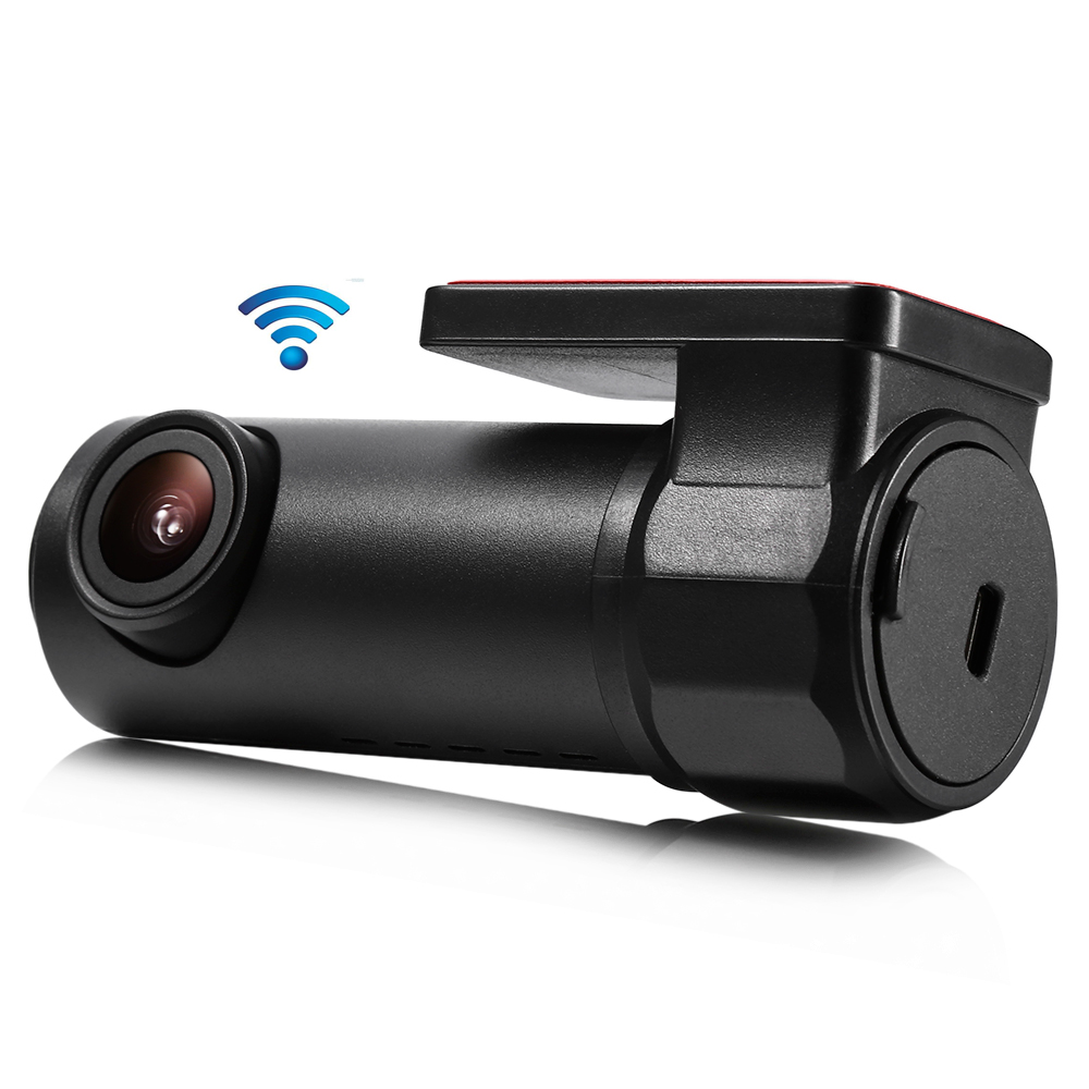 S600 Car Dash camera Car DVR Registrar HD WiFi 170 Degree Wide Angle Mini 30fps Night Vision Car Driving Recorder Dash Cam