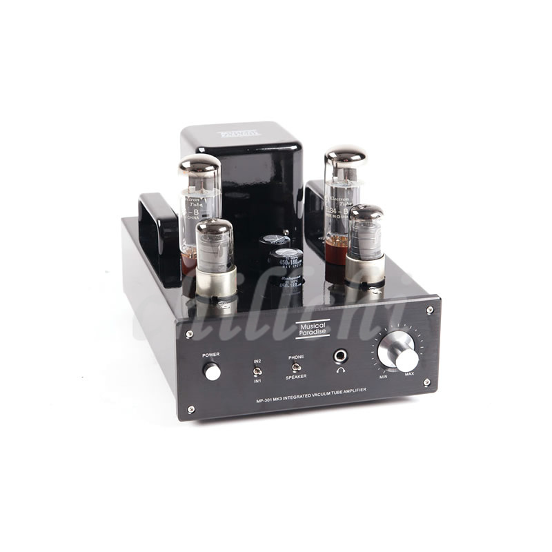 Image 2 - music Hall MP 301 MK3 Deluxe Edition 6L6 EL34 KT88 Single Ended Class A Tube Amplifier Amp-in Integrated Circuits from Electronic Components & Supplies