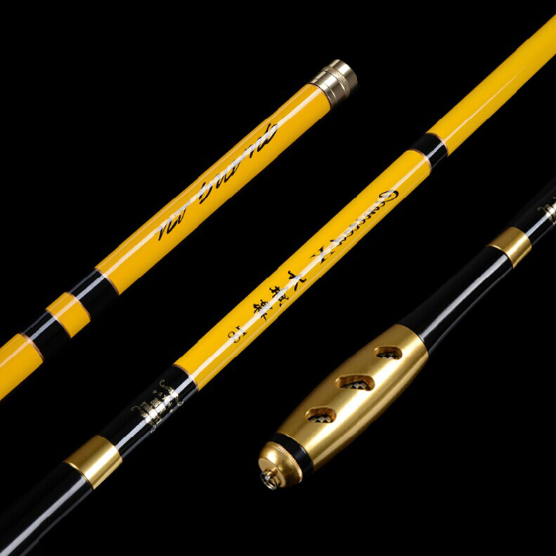 Bumblebee ultra hard taiwan fishing rod ultra-light carbon 4.5/5.4/6.3/7.2 meters hand pole fishing rod fishing tackle fishing rod 3 6m 6 3m fishing rod ultra light carbon short hand pole fishing tackle