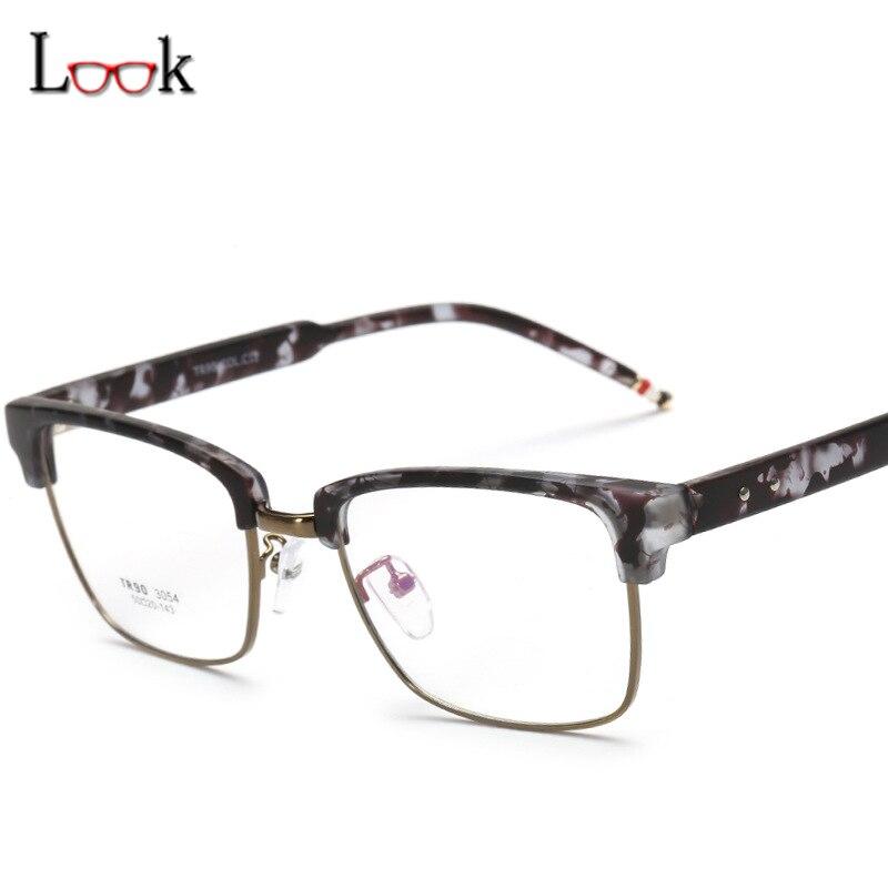Nuevo 2018 óptico Gafas Marcos lentes opticos ojo Gafas moda ojo ...
