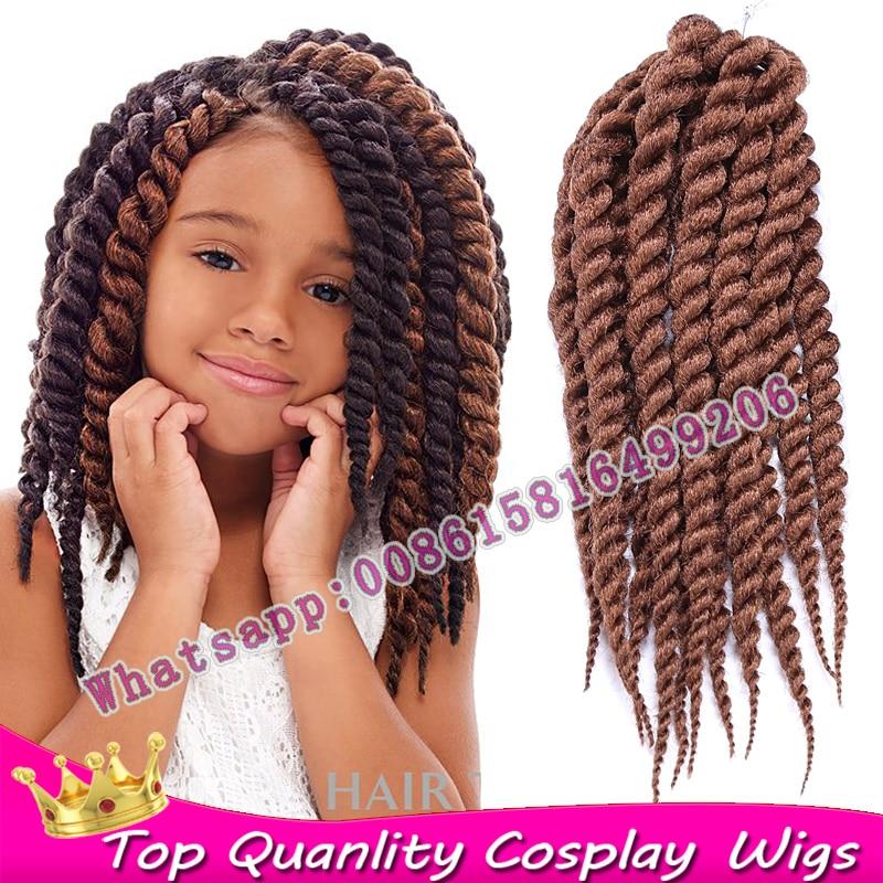 Braiding Hair Synthetic Hair Extension Havana Mambo Twist Kanekalon