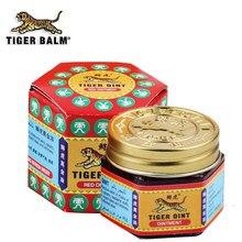 100% original red tiger bálsamo pomada alívio da dor muscular dor de cabeça pomada acalmar coceira lombar cervical espondilose bálsamo