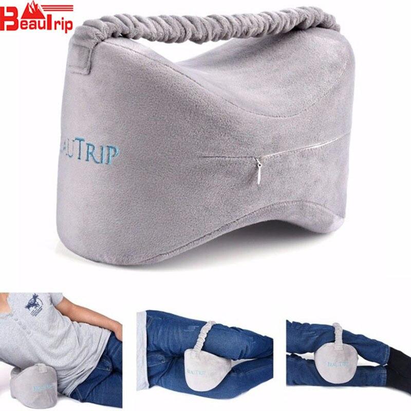 Positioning Body Pillows Sleeping Bolster Under Knee