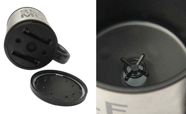 HTB1BgMimvBNTKJjSszbq6yFrFXa7 6 Colors 400ML Self Stirring Mug Automatic Electric Blenders Stainless Steel Coffee Makers Milk Tea Milk Mixing Drinking Cups