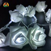 Rose LED String Lights 2M 20LED LED Guirlande Lumineuse