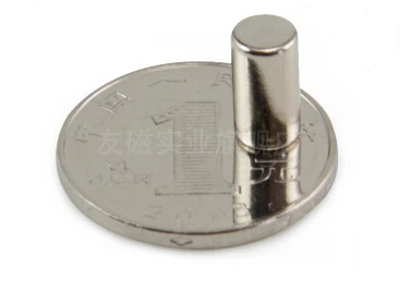 1 pack Grade N35 NdFeB Disc Magnet Diameter 6x10 mm Jewelry magnet Neodymium Permanent Magnets NiCuNi Plated Axially Magnetized 1 pack dia 4x3 mm jewery magnet ndfeb disc magnet neodymium permanent magnets grade n35 nicuni plated axially magnetized