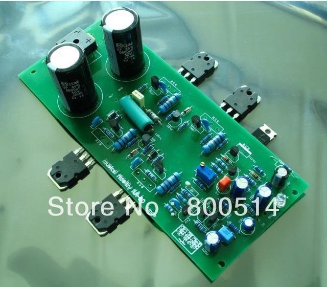 LJM  CLONE Musical Fidelity X-A50 Mono Power amplifier board  --#0506-17