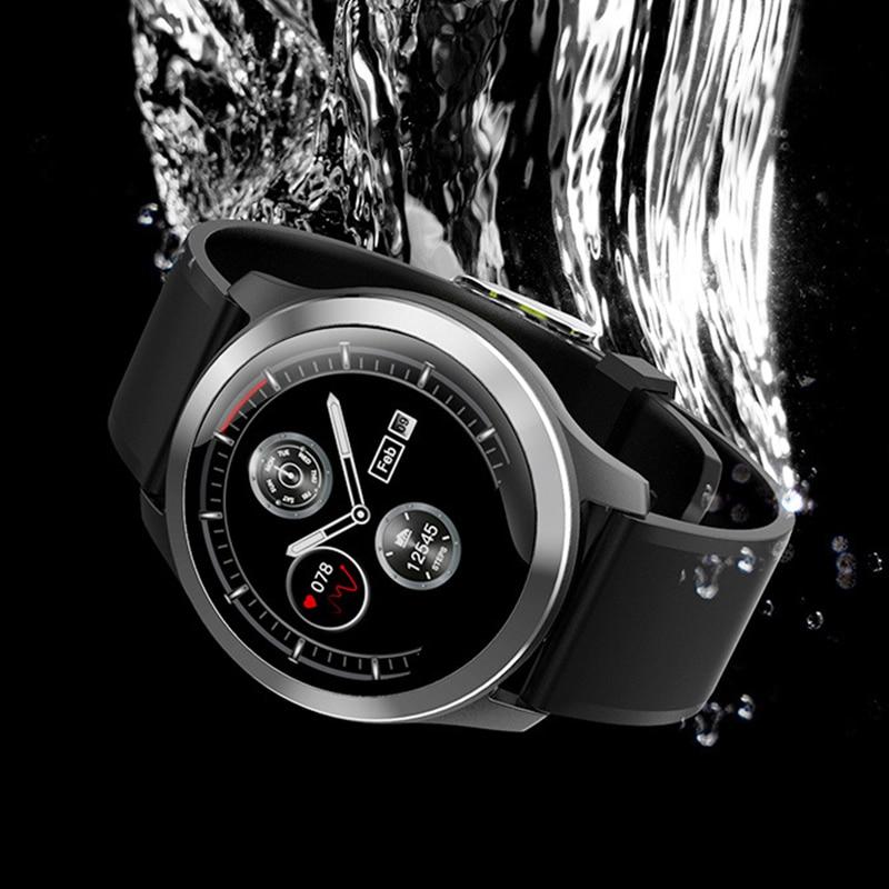 Smart Watch wrist blood pressure monitor ECG+PPG Heart Rate digital Blood Pressure meter Fitness Tracker Waterproof Smartwatch 3