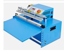 500 zewnętrzne opakowanie próżniowe automatyczny uszczelniacz próżniowy maszyna do pakowania żywności ciągła torba maszyna do zgrzewania próżniowego przechowywania żywności
