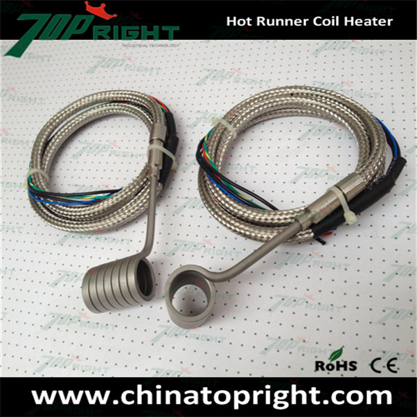 ID 16mm hot runner coil heater height 35mm 220v 240w free shipping
