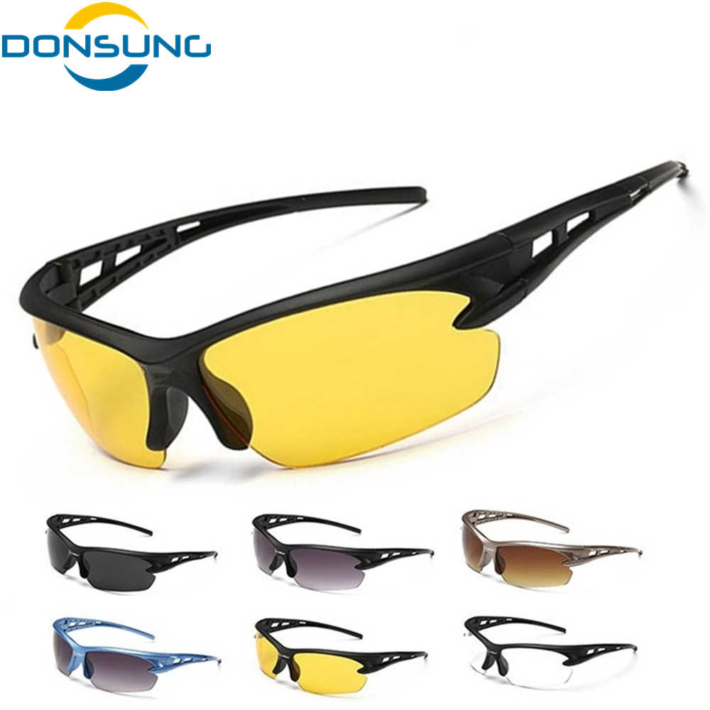 LK/_ Wind Resistant Anti-UV Outdoor Sport Motorcycle Riding Goggles Eyeglasses