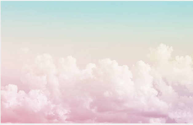 5D/8D Custom Pink Cloud 3d Cartoon Sky Wallpaper Murals for Walls Girls  Baby Room 3d Cartoon Mural 3d Wall paper Sky sticker