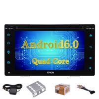 Android 6 0 Car Radio Touchscreen Bluetooth GPS Navi For Universal Double Din Autoradio Radio 4G