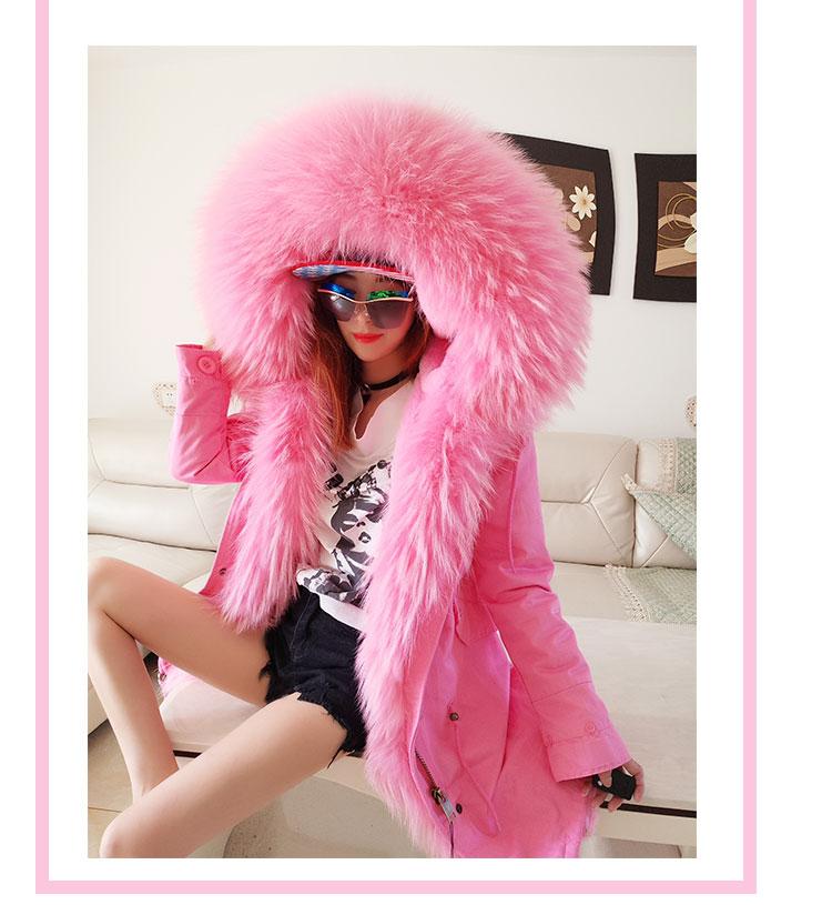 women winter parkas thick coat (3)