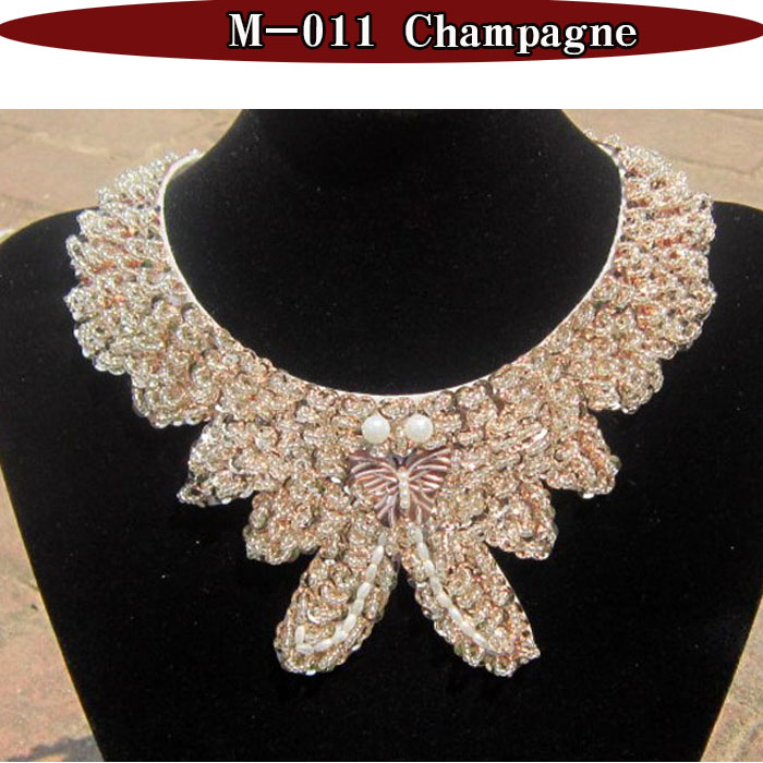 Vintage Charm Cute Women Jewelry necklace beads steam punk necklaces & pendants jewelry accesories luxury for lover lady gift