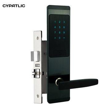 Cerradura electrónica Digital Cerradura de puerta de código eléctrico con lector de tarjetas M1
