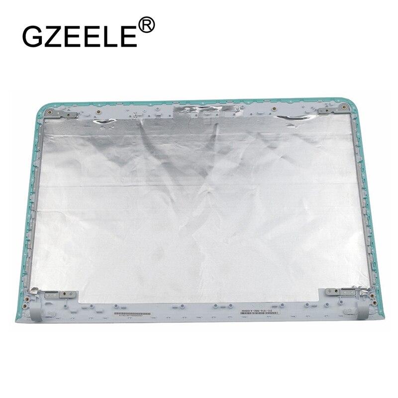 GZEELE NOVO Top Laptop LCD Tampa Traseira caso para SONY vaio SVE14 SVE14A SVE14AE13L SVE14AJ16L SVEA100C SVE14A16ECB 16ECP para o toque