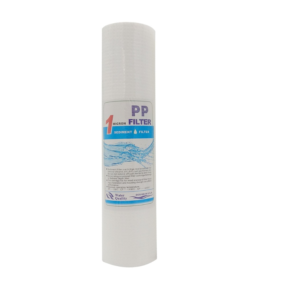 Water Filter Sediment Polypropylene Filter 10