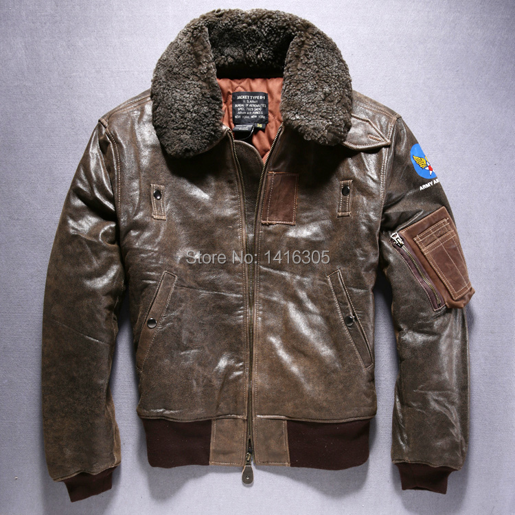 jackets Picture - More Detailed Picture about Classic vintage B 1 ...