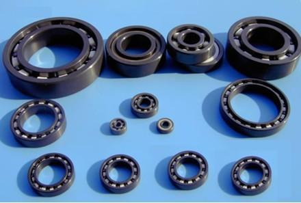 цена на cost performance 6802 Full Ceramic Bearing 15*24*5mm silicon nitride Si3N4 ball bearing