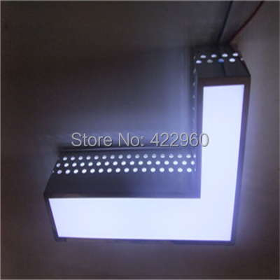 Factory Outlet Hole Channel Letter