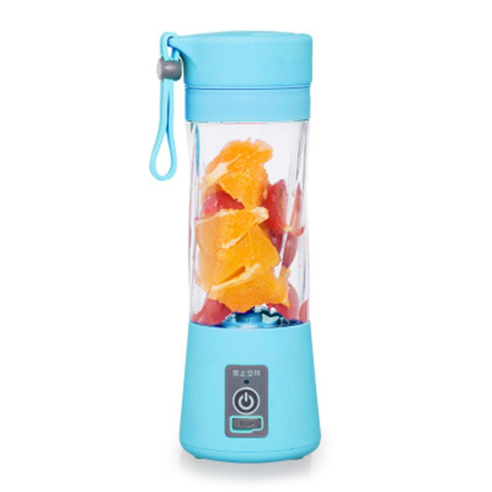 500ml Portable Small Whirlwind Juice Blender Bottle USB Rechargeable Electric Milkshake Smoothie Squeezers Reamers Bottle whirlwind
