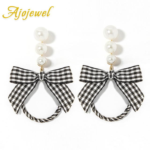asymmetric enamel earrings stud flower yiwuproducts wholesale