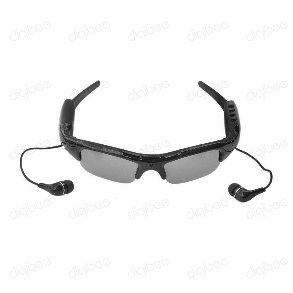 Mikrofonlu eynək kamerası ilə çox funksiyalı MP3 Bluetooth - Kamera və foto - Fotoqrafiya 3