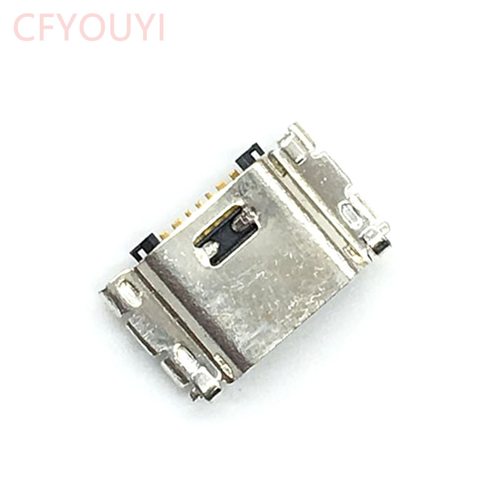 2pcs/lot Micro USB Charging Port Jack Dock Connector For Samsung Galaxy J3 2016 J320 J320A J320F J100 J500 J500G J3109