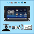 Car Video 2 din car dvd player universal monitor USB SD Audio GPS stereo in dash Bluetooth auto Parking monitor +Camera For VW