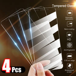 4 шт. закаленное стекло для Xiaomi Redmi K20 Note 7 6 5 Pro 5A 6A Защитное стекло для экрана для Redmi 7A GO K20 5 Plus стекло