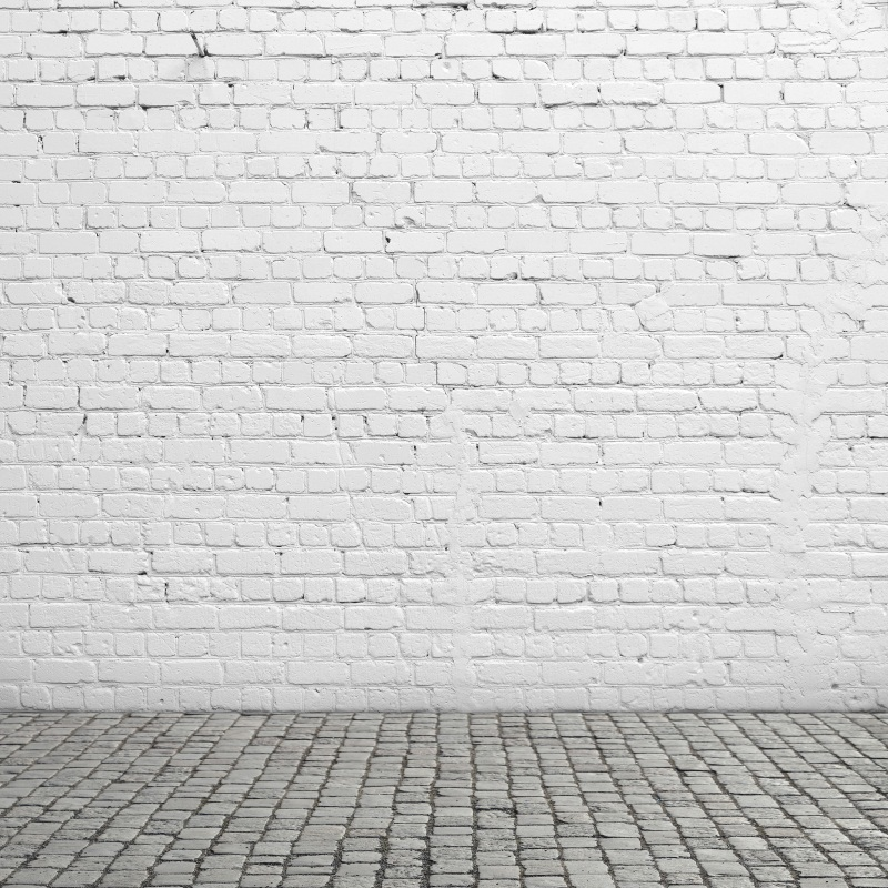 Laeacco White Brick Wall Flooring Photography Backgrounds Customized Photographic Backdrops Props For Photo Studio 7x5ft vinyl photography background white brick wall for studio photo props photographic backdrops cloth 2 1mx1 5m