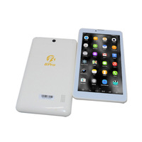 Anroid 4 4 Tablet Pc IPS 1280 800 MTK8382 Dual Camera 2MP 8MP 3G Phone Call