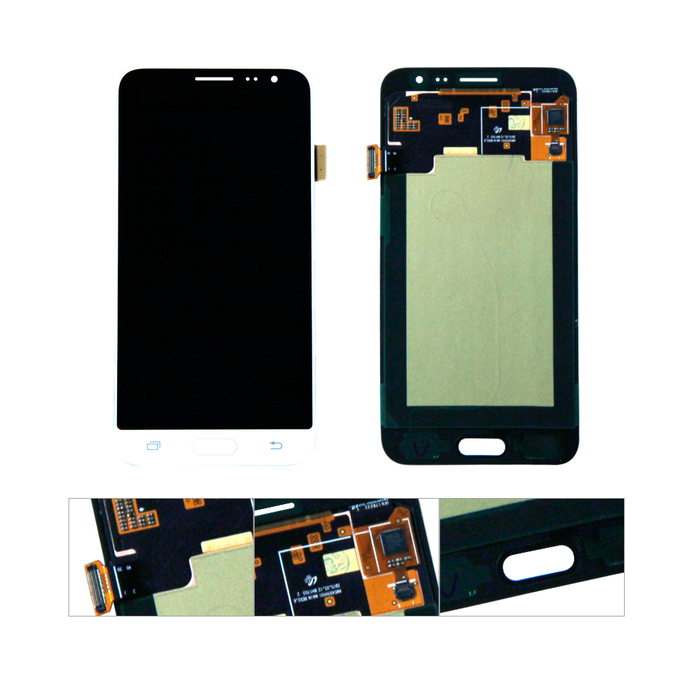 For Samsung Galaxy J3 J320 J320FN LCD Display Touch Screen Digitizer Assembly Replacement Whtie ColorFor Samsung Galaxy J3 J320 J320FN LCD Display Touch Screen Digitizer Assembly Replacement Whtie Color