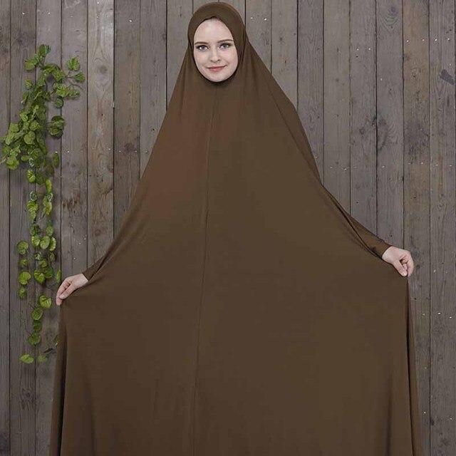 Prayer Clothing Black (Jilbab) 3