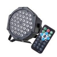 Lumière d'étape de LED allumant 80 W 36 LED s 3 en 1 lumière automatique de stroboscope de lumière de rvb DMX 512 lumière d'étape de télécommande|Éclairage de scène à effet| |  -