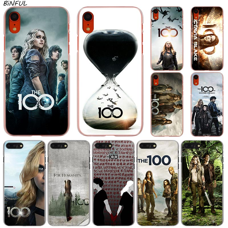 Cheap and beautiful product tv show the 100 phone case in BNS Store