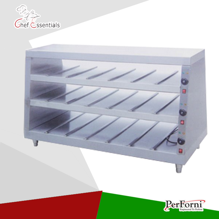 PKJG-DH10P Fast Food Equipment for Supermarket Showcase  resturant  food warmer fast food leisure fast food equipment stainless steel gas fryer 3l spanish churro maker machine