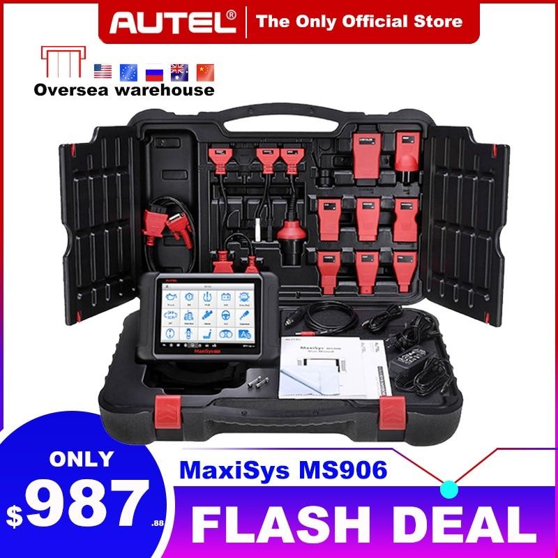 Hot Sale] Autel MaxiSys Elite Diagnostic Tool Car Diagnostic