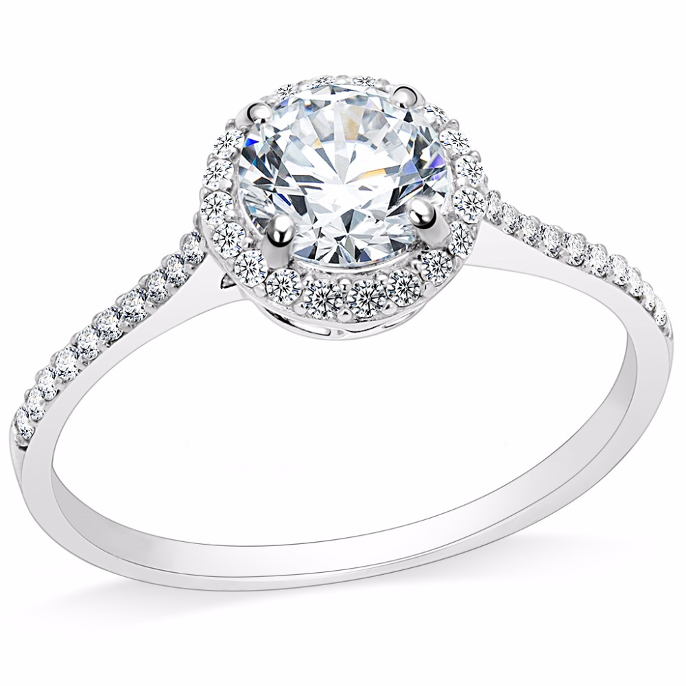 Size 4 12 Stainless Steel Wedding Engagement Ring