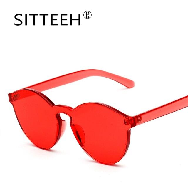 2018 Для женщин Солнцезащитные кошачий глаз Брендовая Дизайнерская обувь очки Integrated очки oculo lentes Óculos де золь muje женская летняя