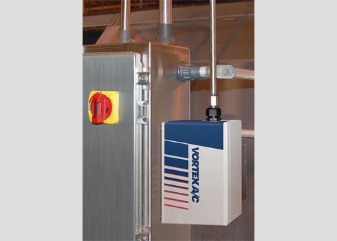 ITW Vortec 727SS-35H Vortex Cooler Stainless Steel