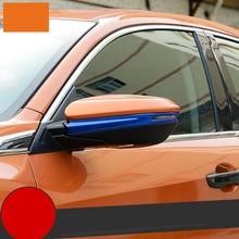Lsrtw2017 auto-styling auto retrovisore trim per honda civic 2016 2017 2018 10th generazione