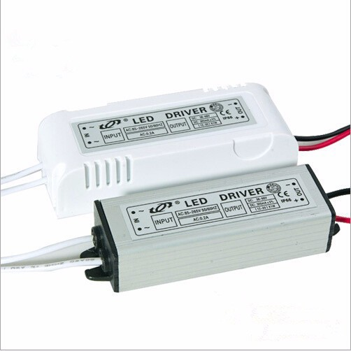 LED CC Driver Power Supply 12 20 1w For Ceiling Lamp DC36 72V Output Waterproof IP66