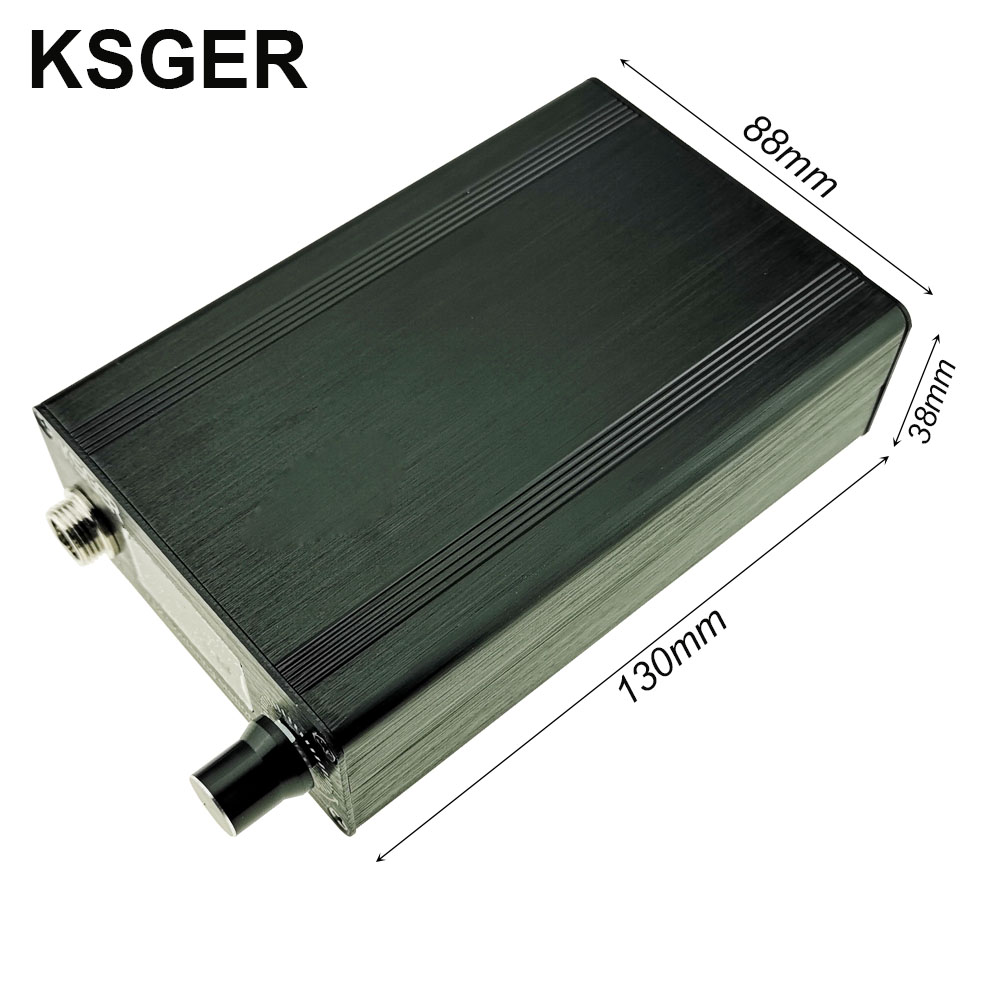 Image 5 - KSGER T12 OLED Soldering Station T12 Iron Tips STM32 DIY Assembled Kits ABS Plastic FX9501 Handle Electric Tools Welding HeatingElectric Soldering Irons   - AliExpress