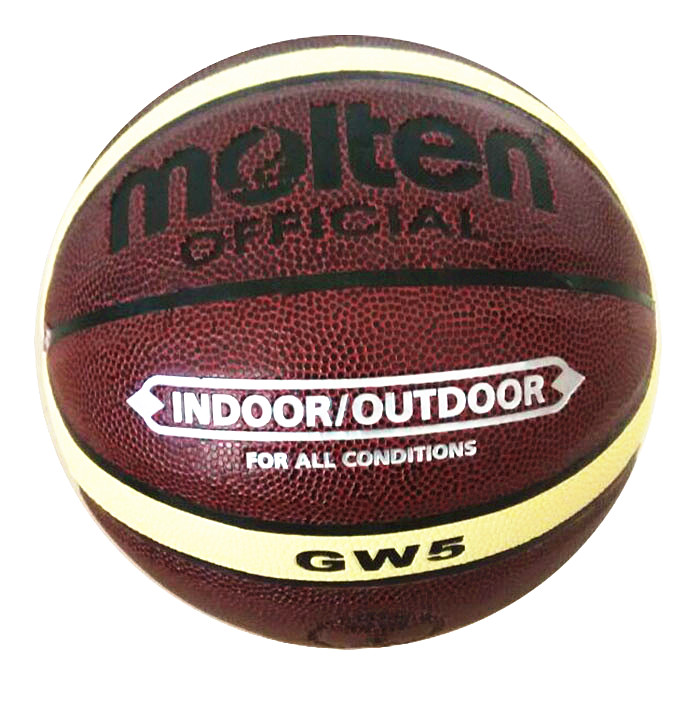 NEW Brand High Quality Genuine Molten GW5 Basketball Ball PU Materia Official Size5 Basketball Free With Net Bag+ Needle+Pump